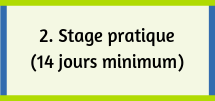 Stage pratique